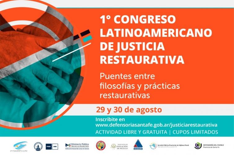 1º Congreso Latinoamericano de Justicia Restaurativa