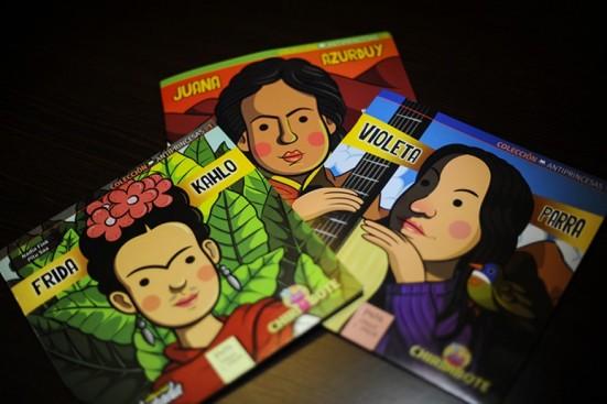 libros infantiles antiprincesas