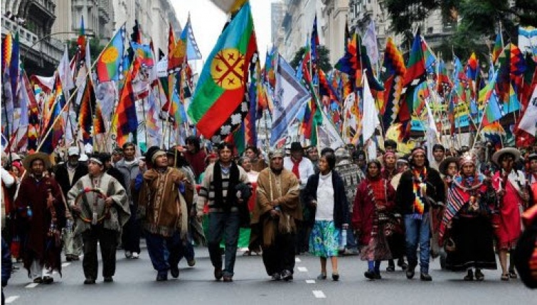 """El Colegio de Abogados de la Ciudad aseguró que las comunidades indígenas """"no son pueblos soberanos"""""""
