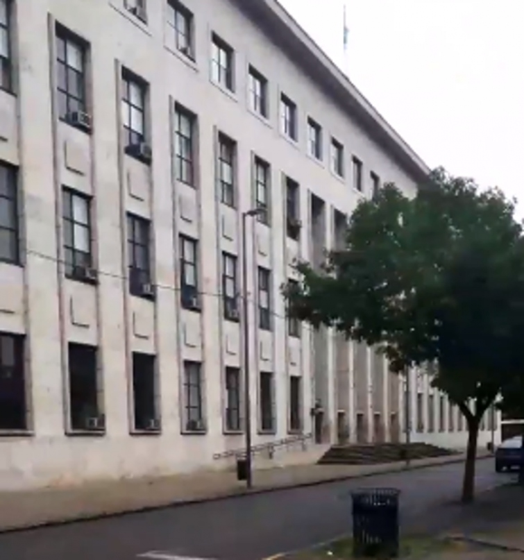 El Colegio de Abogados de Rosario y las autoridades del Juzgado Laboral de Feria de Rosario se reunieron
