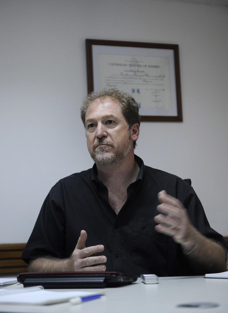 Comunicado oficial del Defensor Regional de Rosario, Dr. Gustavo Franceschetti, en ejercicio interino de la Defensoría provincial