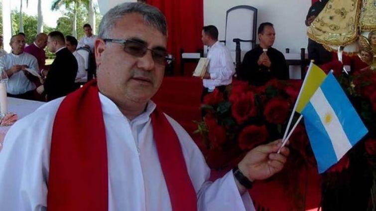 Condenaron a 16 años de cárcel al sacerdote Néstor Monzón