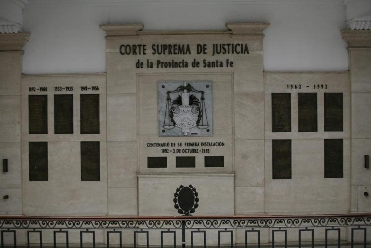 La Corte Suprema suspendió términos procesales y audiencias por el paro