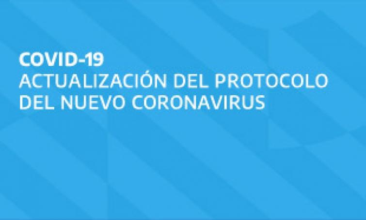 Desde el miércoles 22/04 rigen, con sus modificaciones, la nueva guía de actuación para la prevención de la  transmisión de infecciones por coronavirus