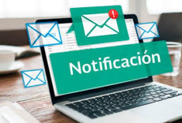 Despapelizar: implementan la notificación electrónica en el Juzgado 7 en lo Contencioso Administrativo y Tributario