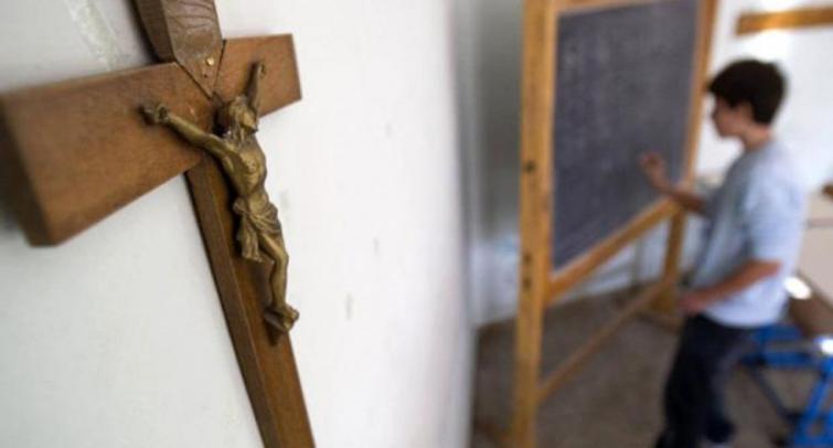 La educación religiosa es inconstitucional