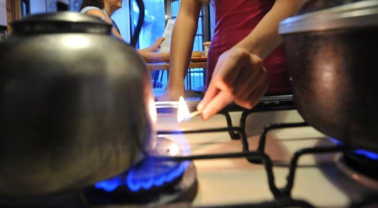 Finalmente el gobierno dio marcha atrás con el aumento extra del gas