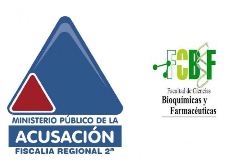 Firman un convenio de colaboración entre el MPA y Facultad de Ciencias Bioquímicas y Farmaceúticas de la UNR