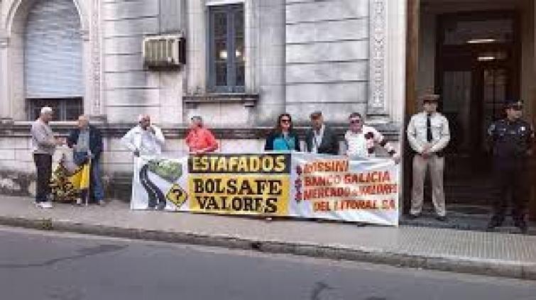 El fiscal Rodríguez y la Procelac pidieron indagatorias por la estafa de Bolsafé