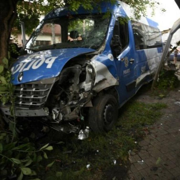 El Fiscal Walter Jurado imputó por homicidio culposo al policía que atropelló y mató a Yanina Ferreyra, de 35 años y provocó heridas graves en un chico de 14 años