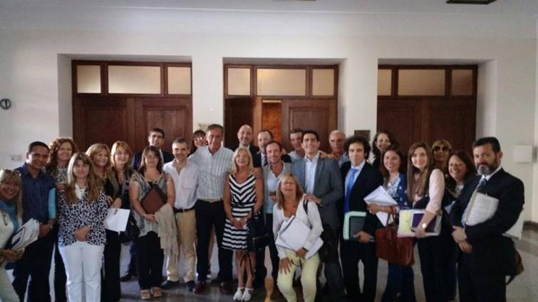 El Dr Gabriel Sola y la Dra Adriana Castagnola son los nuevos Directores de la Caja Forense de la 1era Circunscrpción