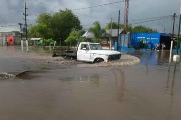 Indemnizar a inundado