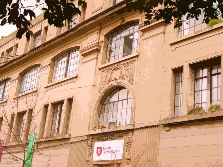 Intiman al Colegio Alemán a matricular a un alumno