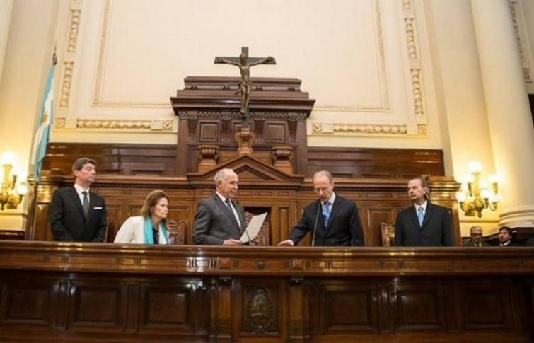 De jueces y justicia