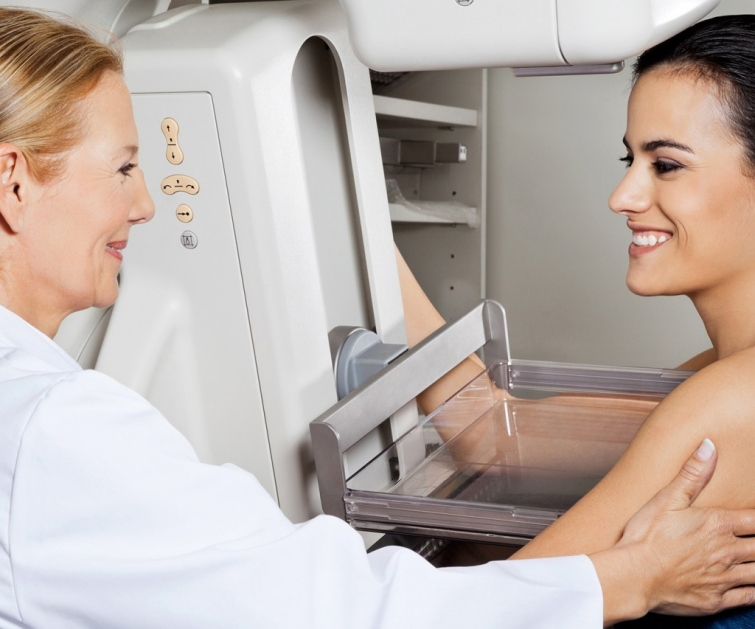 Mamografiate. Campaña de prevención.