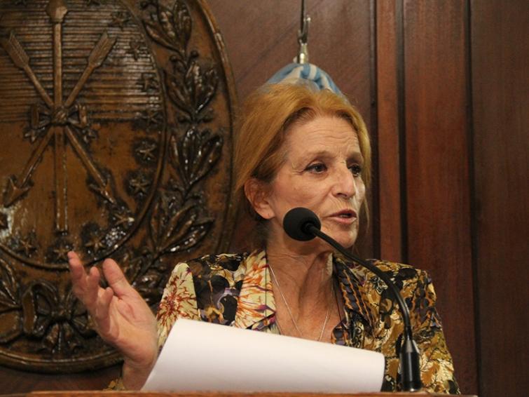 María Angélica Gastaldi presidirá la Corte Suprema en el 2019