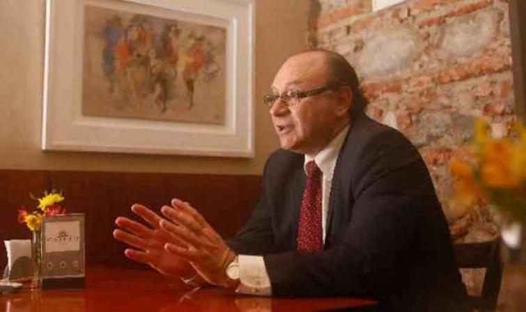 Miguel Piedecasas, Presidente del Consejo de la Magistratura, defendió la labor de los magistrados ante la falta de recursos