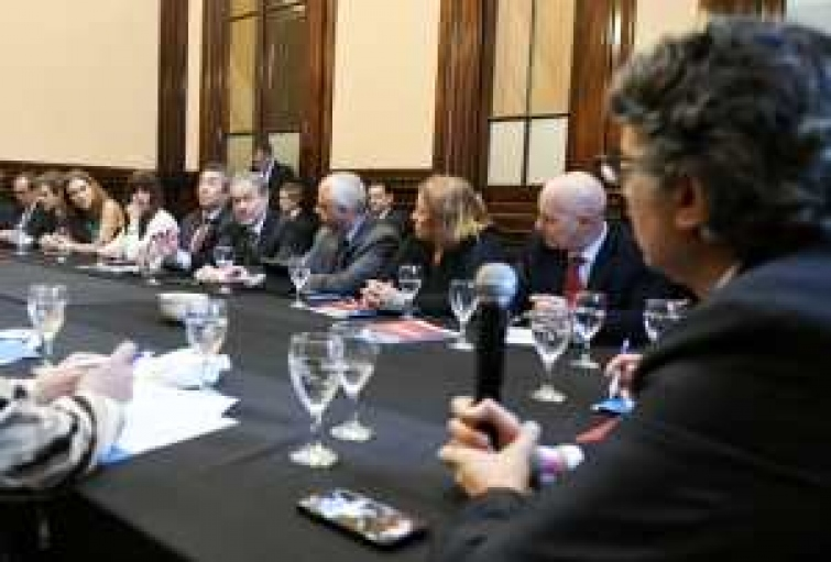 """El Ministerio Público de la Acusación, participó de la jornada """"Argentina sin narcotráfico"""" que se realizó en Buenos Aires"""