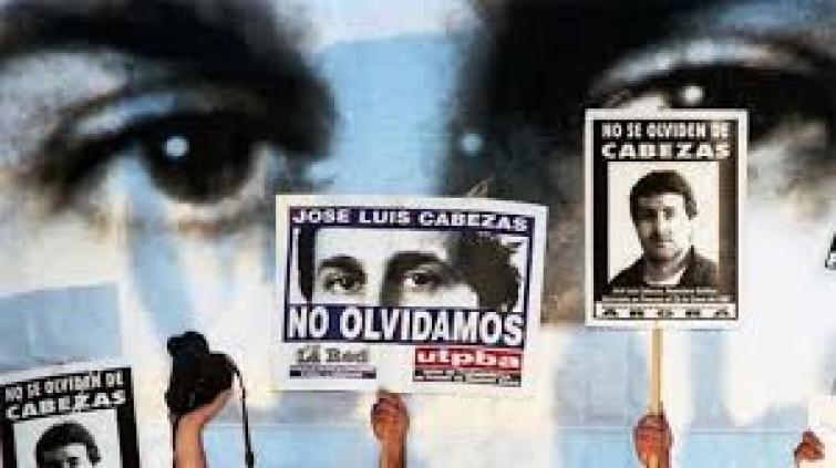 A 22 años del asesinato de José Luis Cabezas, Jorge Rizzo explicó por qué le otorgaron la matrícula al condenado por el crimen