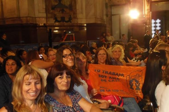 Presentaron avances del Nuevo Código Civil sobre trabajo doméstico y derechos de la mujer