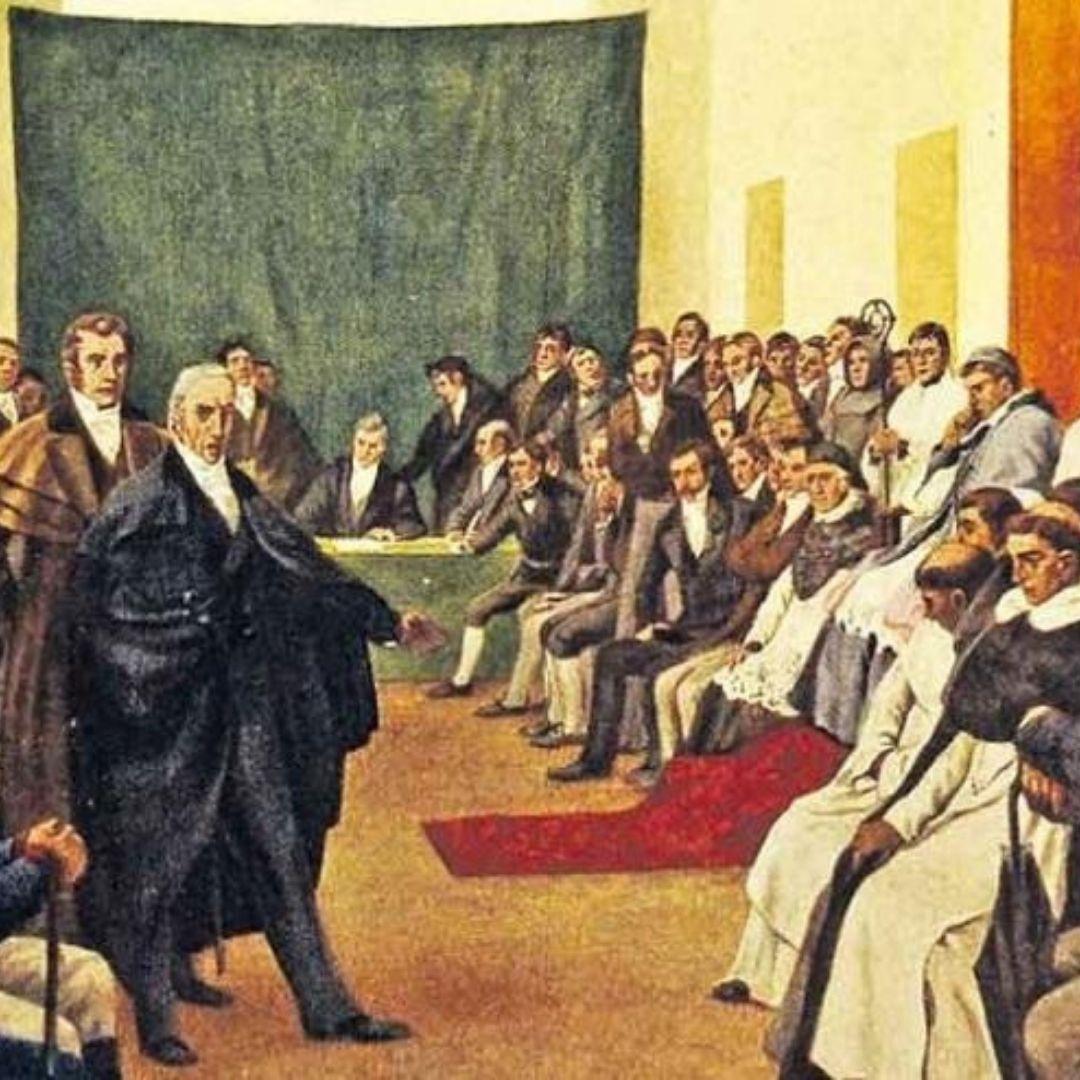 Lo que quedó del 25 de Mayo: Abogados en la Revolución de Mayo: un aporte fundamental