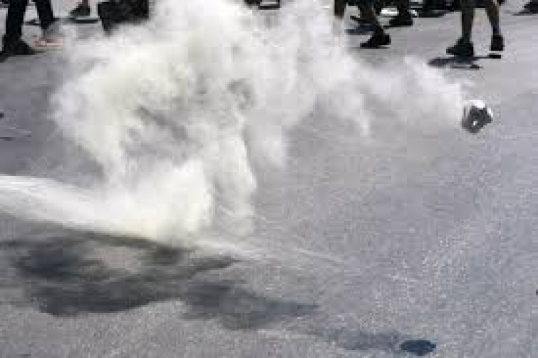 Violencia Institucional. Forcejeos, golpizas y gases lacrimógenos en el Instituto de Recuperación de Mujeres Nº 5