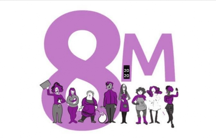 El Colegio de Abogados de Rosario convoca a la marcha #8M