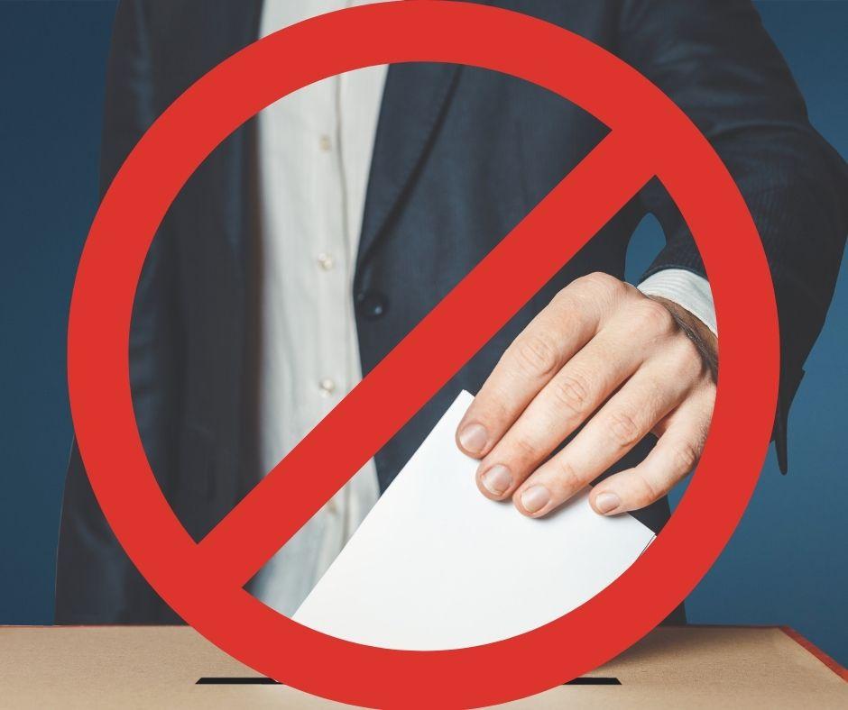 Donde y cómo pago la multa por no concurrir a votar