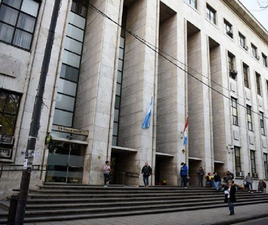 Estafas con fondos judiciales: comienza el juicio