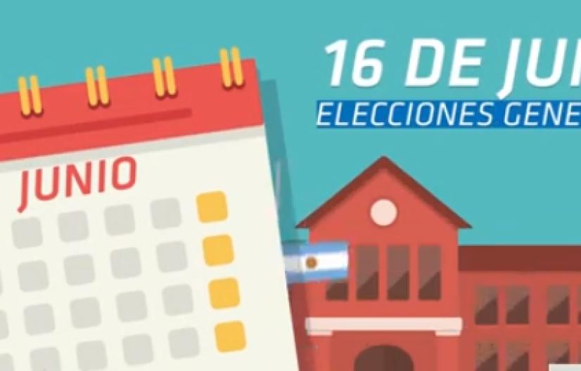 El 16 de Junio se vota en Santa Fe: algunos tips a tener en cuenta
