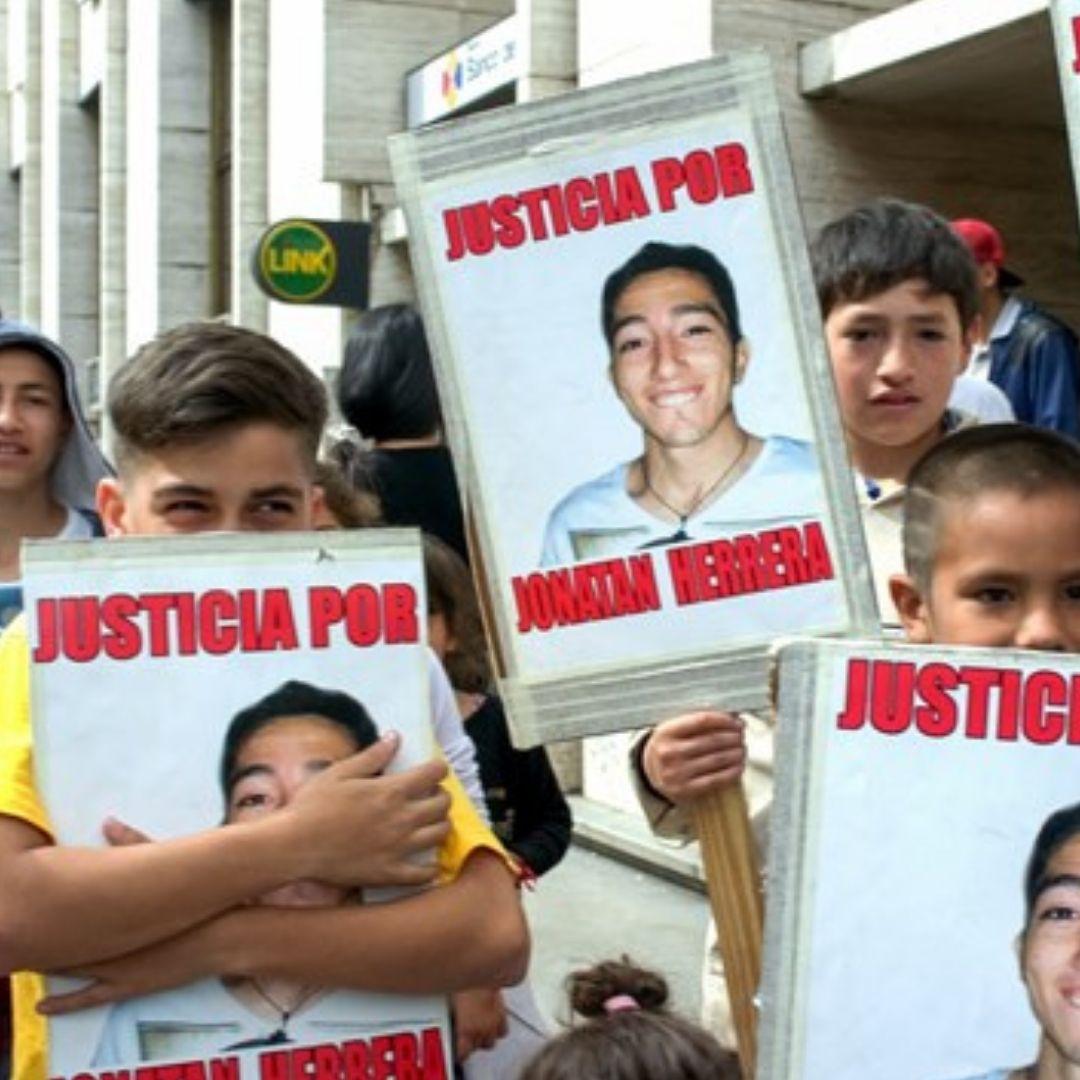 Por qué la Corte decidió revisar la condena por el crimen de Jonatan Herrera