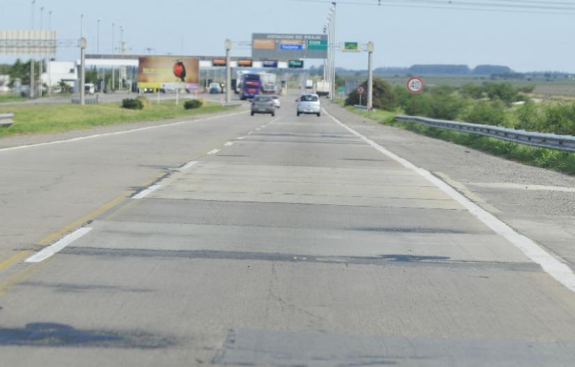 El reclamo por el mal estado de la autopista a Córdoba llegó a la Justicia