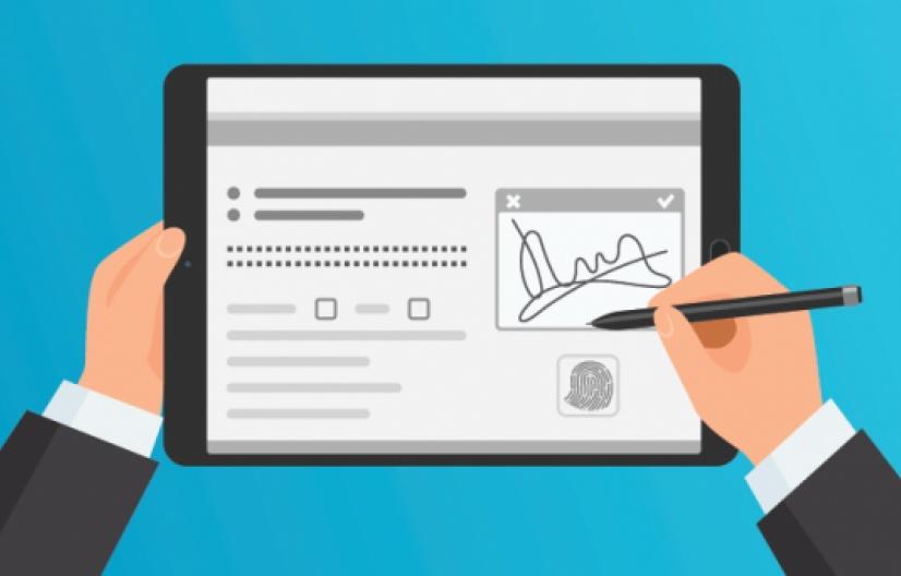 Se reglamentó la ley de firma digital