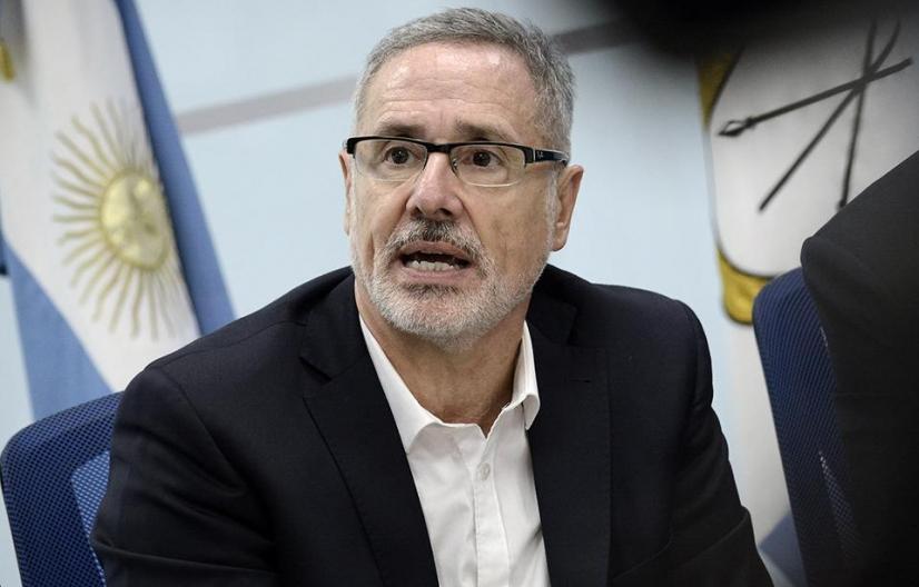 """Sain: apuntó contra letrados de """"gatilleros"""" y narcos"""