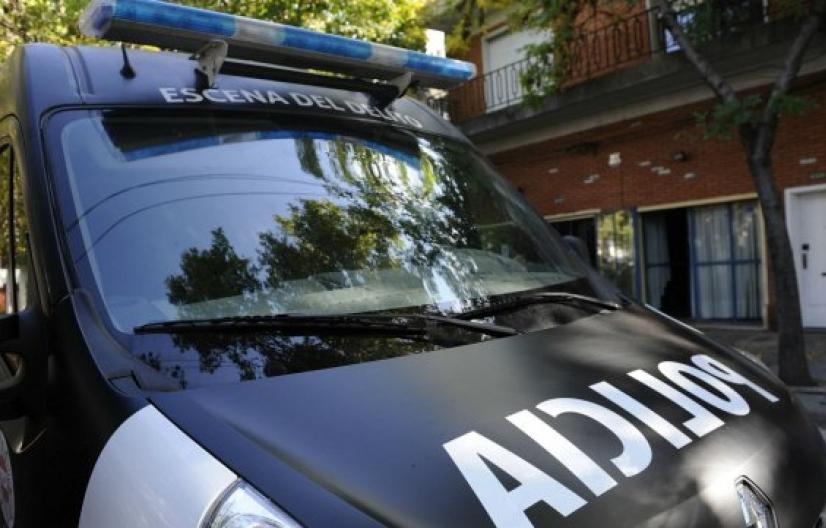 A una cuadra de Tribunales Provinciales de Rosario, fue atacado un edificio al menos con diez disparos