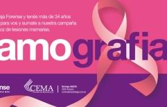 Abogada! Mamografiate. Sin costo.