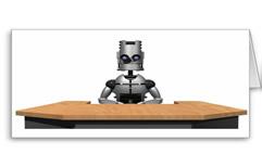 """El """"abogado robot"""", un nuevo socio de confianza en un bufete?"""