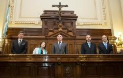 Acordada: habilitan cargos de jueces que aún no cuentan con la puesta en marcha de sus tribunales creados por ley
