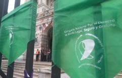 Ahora defensores, fiscales y abogados se manifestarán a favor del aborto