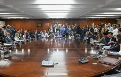 Alberto Lugones asumió la Presidencia del Consejo de la Magistratura
