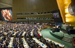 La Asamblea General establece principios básicos para procesos de reestructuración de deuda