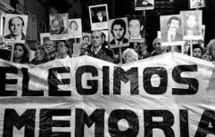 Ayer 24 de Marzo se conmemoró el Día de la Memoria, Verdad y Justicia