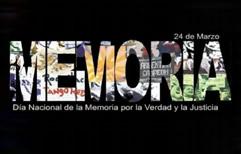 El Colegio de Abogados de Rosario realizará un acto por el día Nacional de la Memoria por la Verdad y la Justicia
