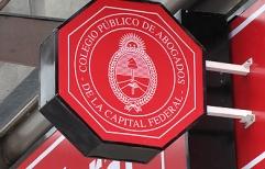 """El Colegio Público de Abogados de la Capital Federal denuncia """"farandulización de la justicia"""