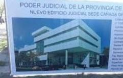Comenzó la construcción del edificio de Tribunales