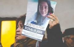SE CONOCEN LOS FUNDAMENTOS DE LA SENTENCIA EN EL FEMICIDIO DE ROSALÍA JARA