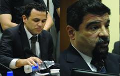 Controversia en torno a los abogados Enrique Sirio y Fausto Yrure por sus postulaciones a Defensor adjunto de Rosario y Juez de Penal.