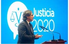 Convocan al Ministro Garavano para presentar el Nuevo Código Penal