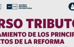 Curso Tributos: tratamiento de los princilpales aspectos de la Reforma
