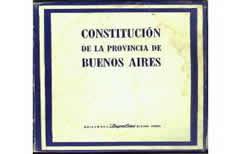 Se declara la necesidad de reforma parcial de la Constitución de la Provincia de Buenos Aires